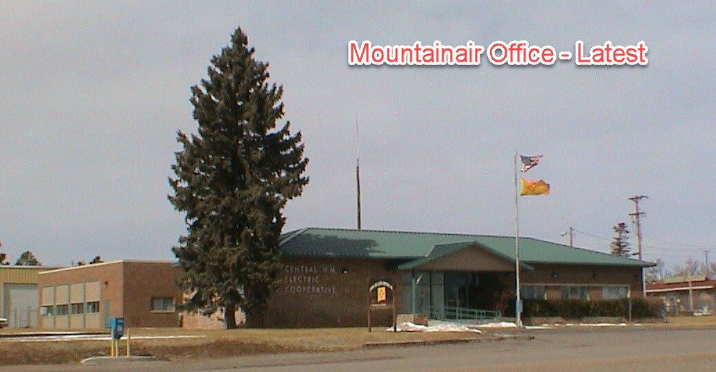 Mountainair Office - Latest